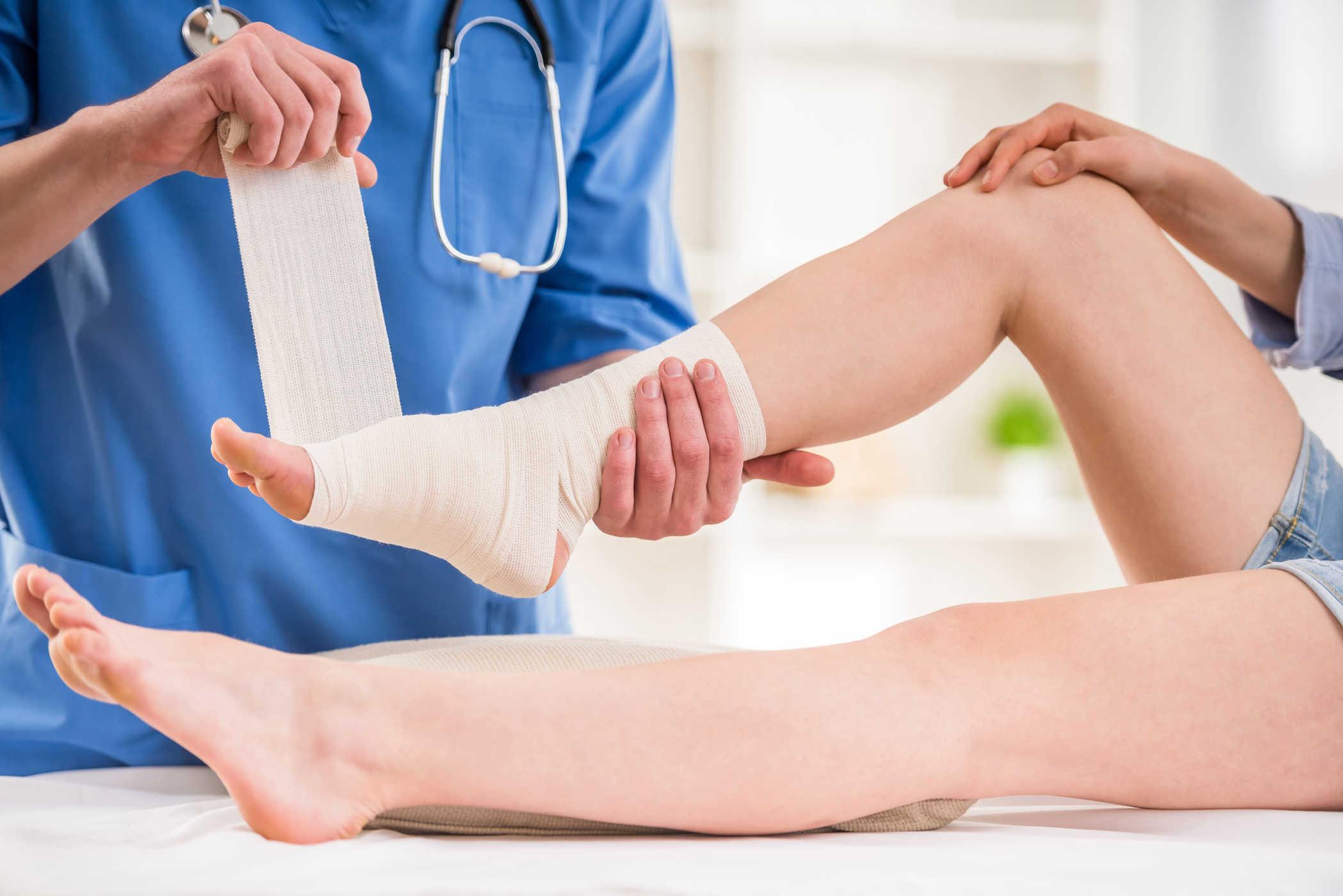 Chẩn đoán xác định và nguyên nhân gây sốc chấn thương