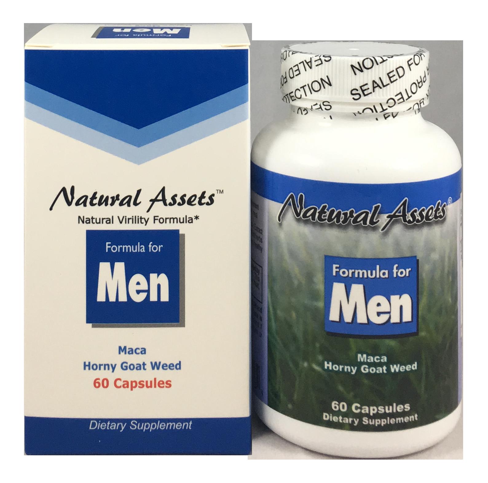 Công dụng của thực phẩm bảo vệ sức khỏe Formula for men là gì?